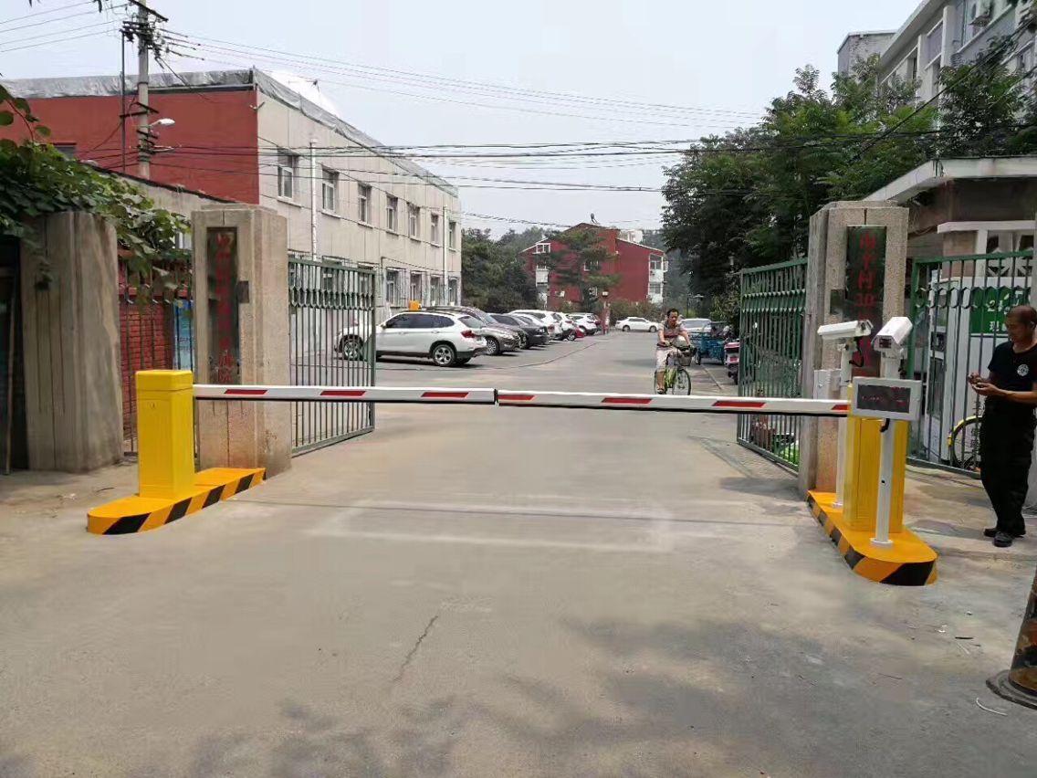 世纪村小区停车改造项目