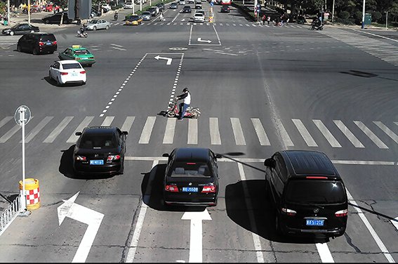 城市道路治安卡口系统解决方案