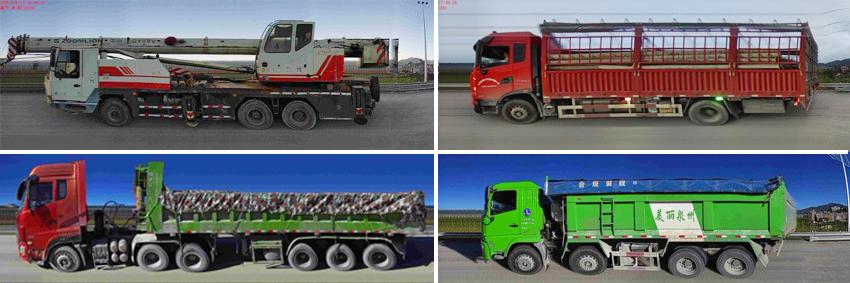 高速公路视频车型分类设备